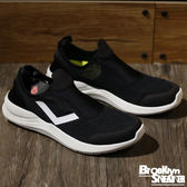 PONY AQUA H2O 黑白 網布 襪套 輕量  慢跑 男 (布魯克林) 2017/5月 72M1AQ61BK