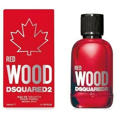Dsquared2 Red Wood 心動紅女性淡香水 100ml