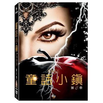 童話小鎮 第6季 DVD Once Upon A Time Season 6 免運 (購潮8)