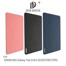【愛瘋潮】DUX DUCIS SAMSUNG Tab A 8.0 2019(T290/T295) DOMO 皮套 支架可立 平板皮套