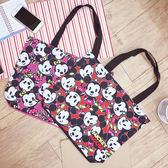 PGS7 迪士尼系列商品 - 迪士尼 米奇 米妮 滿版 提袋 才藝袋 Mickey【SI2D71003】