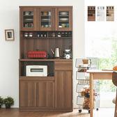 餐廚櫃 廚房架 上下櫃【N0058】夏佐雙層收納廚房櫃180cm(胡桃)ac 收納專科