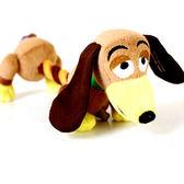 【PET PARADISE 寵物精品】DISNEY 玩具總動員彈簧狗玩具 寵物玩具 繩結玩具