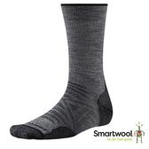 Smartwool 男PhD戶外輕量減震中長襪『中性灰』SW001069 美國製|保暖襪|登山襪|運動襪