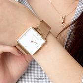 范倫鐵諾˙古柏方形簡約米蘭錶  柒彩年代【NEV28】單支價格