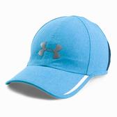 UA Shadow ArmourVent [1278207-929] 男 帽 運動 休閒 遮陽 透氣 反光 可調 藍
