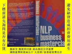 二手書博民逛書店NLP罕見Business Masterclass;Skills