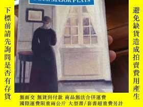 二手書博民逛書店Four罕見Major PlaysY300179 Henry Ibsen Oxford 出版1981
