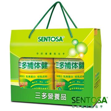 三多補体健禮盒組(750gx2罐)