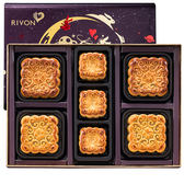 禮坊Rivon-秋焙廣式中秋月餅禮盒(禮坊門市自取賣場)