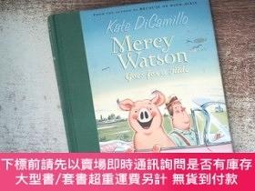 二手書博民逛書店Mercy罕見Watson Goes for a RideY198833 DiCamillo, Kate  V