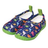 日本 SKIPPON 兒童休閒機能鞋-ISEAL VU系列-侏儸紀恐龍(13~17cm)