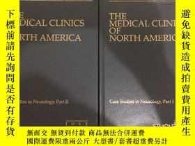 二手書博民逛書店the罕見medical clinics of north am