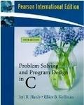 二手書博民逛書店 《Problem Solving and Program Design in C》 R2Y ISBN:0321464648│JeriR.Hanly