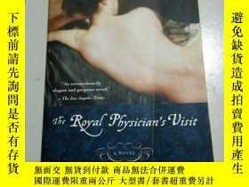 二手書博民逛書店The罕見Royal physician s VisitY212