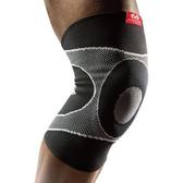 McDavid [5125] 凝膠彈性護膝 (肌肉拉傷/韌帶扭傷者適用)-L