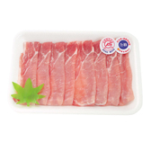 豬里肌火鍋肉薄片150g