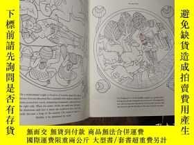 二手書博民逛書店a罕見coloring book of ancient indi