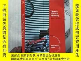 二手書博民逛書店Cases罕見in Financial Reporting 大1