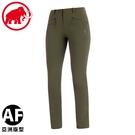 【MAMMUT 長毛象 女 Trekkers 2.0 Pants AF長褲《綠鬣蜥》】1021-00420/休閒長褲