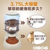 餵食器 狗狗飲水器寵物飲水機貓咪喝水器掛式泰迪自動喂食器水碗水盆用品 新品