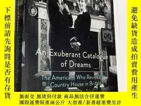 二手書博民逛書店An罕見Exuberant Catalogue of Dream