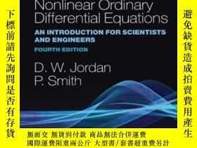 二手書博民逛書店Nonlinear罕見Ordinary Differential EquationsY364682 Domin