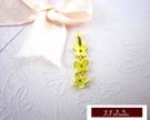 9999純金 黃金 墜飾  幸運花草  心花朵朵 招桃花 墜子 項鍊 送精緻皮繩項鍊