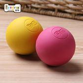 狗狗玩具耐咬實心訓練球大型犬磨牙彈力橡膠球泰迪金毛寵物玩具球