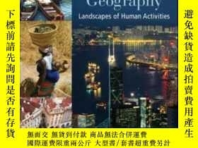 二手書博民逛書店Human罕見GeographyY364682 Mark Bjelland Associate Profess