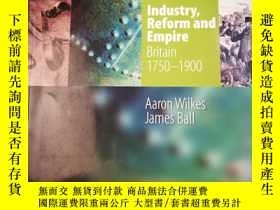 二手書博民逛書店Industry,罕見Reform and Empire (Fo