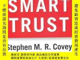 二手書博民逛書店智能信任罕見Smart Trust: The Defining