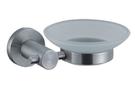 【麗室衛浴】不鏽鋼304 肥皂架 / 皂盤組 / 香皂碟 G-614-2 14*11.5*5.5CM