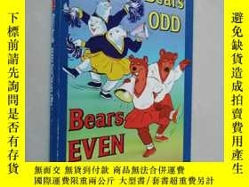 二手書博民逛書店Bears罕見ODD Bears EVENY25446