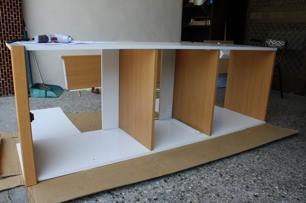 【中華批發網DIY家具】DL-4526-美味關係-六呎微波爐架-櫥櫃/電器櫃/書櫃/置物櫃/收納櫃