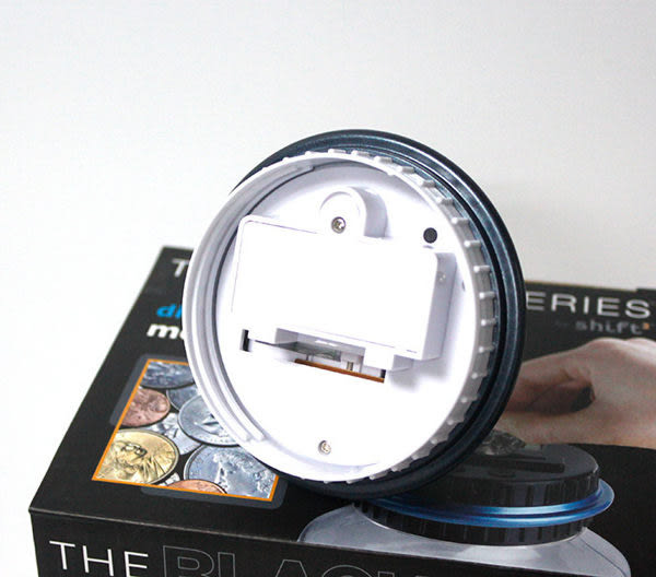 【現貨】大水桶存錢桶 儲蓄罐 智能紀錄存錢罐 智慧存錢筒