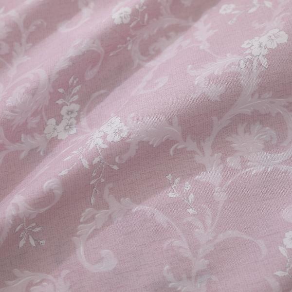 鴻宇 雙人特大薄被套床包組 100%精梳純棉 黛兒 台灣製C20101