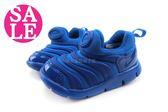 NIKE 童運動鞋 DYNAMO FREE 毛毛蟲鞋 小童 零碼出清L7288#藍◆OSOME奧森童鞋