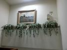 情意花坊永和花店超級商城派對氣球佈置/活動會場佈置/環境綠美化佈置(人造花)