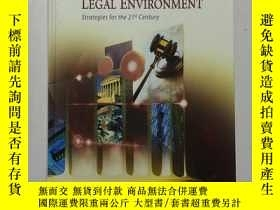 二手書博民逛書店managers罕見and the legal environm