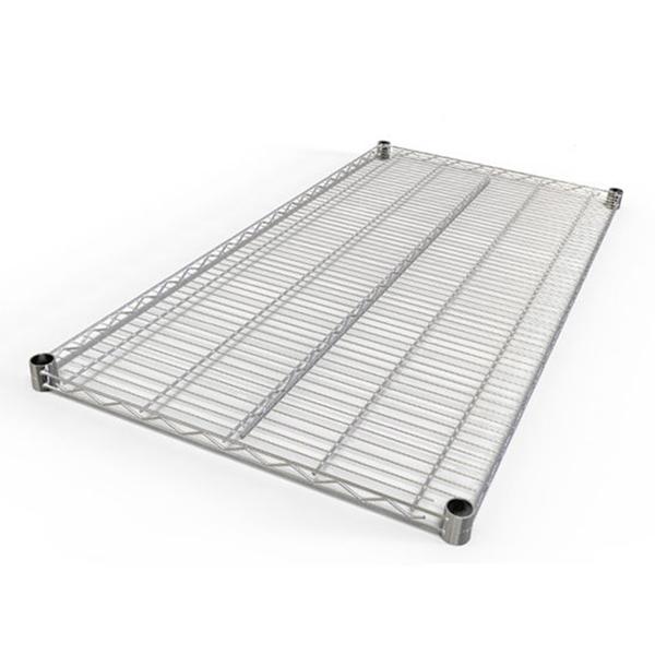 收納架/置物架/層架【配件類】120x60cm高荷重中間補強型電鍍網片(含夾片) dayneeds