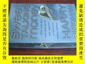 二手書博民逛書店Sweet罕見Talking MoneyY85718 Harry