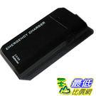 [玉山最低比價網]   口袋便攜式 USB iPod 應急充電器 可作為手電筒 只需2顆3號電池 (19134_WC04)