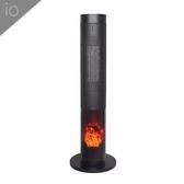 109/8/30 前贈 IO風扇~【io】壁爐式陶瓷電暖器 DF-HT5390P