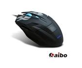 新竹【超人3C】ABIO 蒼月魔鼠 S628 六鍵式 高解析 有線 光學滑鼠 USB 四段CPI 切換 防拉扯線
