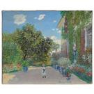【台製拼圖】K25-022(夜光)名畫系列-莫內 畫家的花園 (520片)