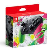 [哈GAME族]免運費 可刷卡 任天堂 Nintendo Switch 原廠 Pro 特仕款控制器 漆彈大作戰2 手把 搖桿