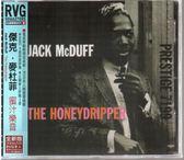 【正版全新CD清倉 4.5折】傑克.麥杜菲 / 蜜汁樂音 Jack McDuff / The Honeydripper