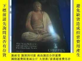 二手書博民逛書店CHRISTIE,SWIRE罕見Hong Kong Fine C