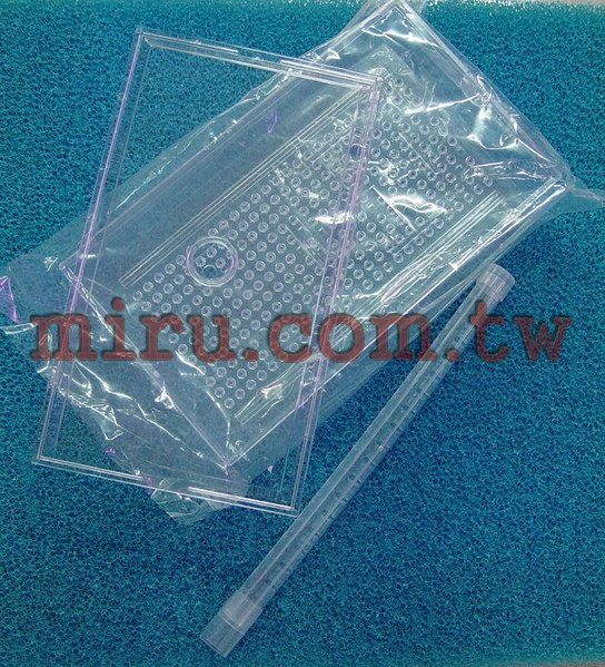 【西高地水族坊】一體成型壓克力透明滴流槽 專用滴流盒蓋子